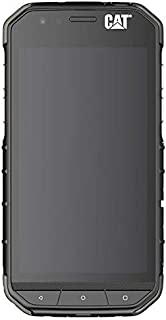 CAT S31 Black smartphone