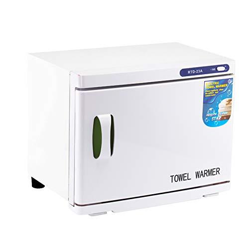 Trintion 23L Towel Warmer UV Sterilization Hot Heater Cabinet for Home...