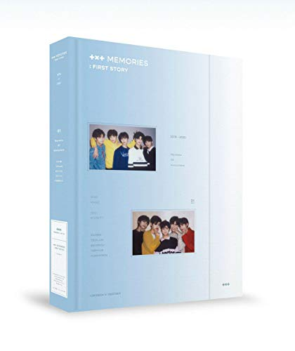 Bighit Ent. Tomorrow X Together TXT - TXT Memories : First Story DVD WEVERSE PO Benefit