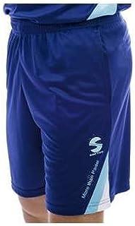 Softee - Pantalon Padel K3 Color Royal/Blanco/Celeste Talla L