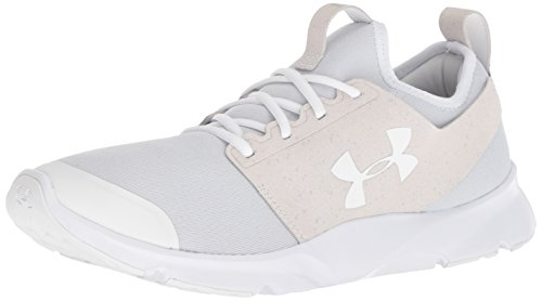 Under Armour UA Drift RN Mineral, Zapatillas de Running para Hombre, Blanco (White/Elemental), 41 EU