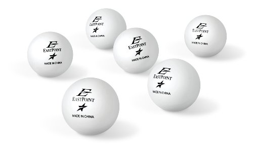 EastPoint Sports 40mm Table Tennis Balls