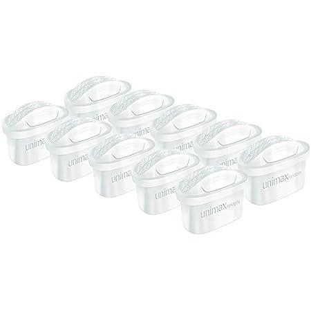 Pack de 10 Cartouches filtrantes compatibles avec Brita Maxtra