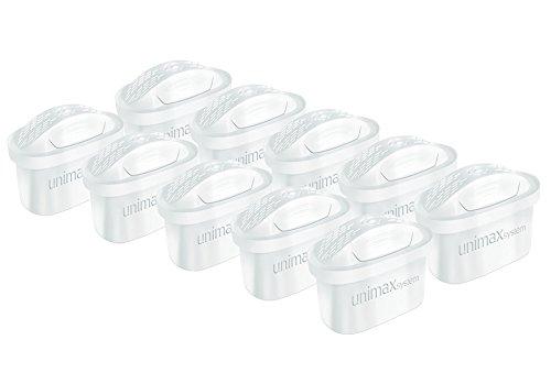Dafi Filterkartuschen kompatibel mit Brita Maxtra® (außer Maxtra+), Pack 10