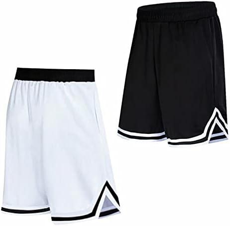 YEMHUKE Men's Basic Basketball Max 79% half OFF Running Breathabl Shorts Athletic