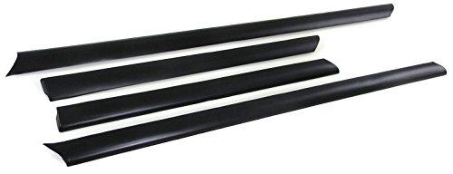 Carparts-Online 28820 Tür Stoßleisten Zierleisten Set unten