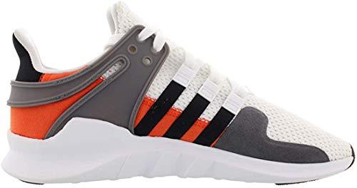 adidas Originals EQT Support AV - Zapatillas de Deporte para niño, Talla M, Color Negro y Azul, Color, Talla 39 1/3 EU