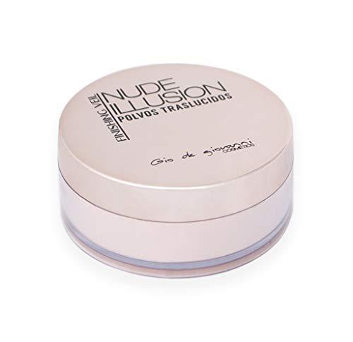 Polvos Translucidos NUDE ILLUSION NUDE ILLUSION Translucent Powder. Gio de Giovanni