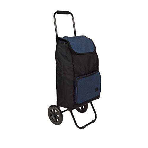 Rada RADA Daily Shopping Trolley 1 OneSize, Blue 2tone Cognac
