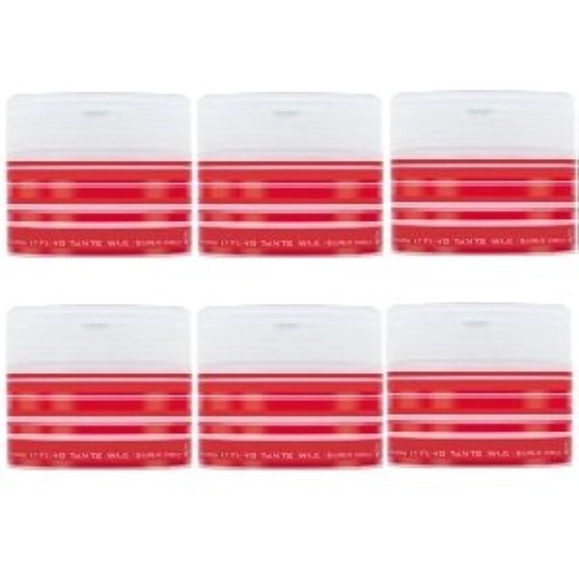 防ぐローンコウモリナカノ スタイリング タントN ワックス 5 スーパーハード 90g × 6個セット