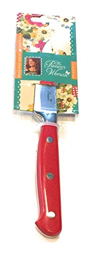 The Pioneer Woman Paring Knife (Red)