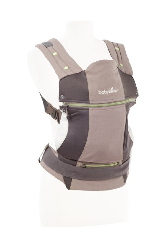 Cheap Price Babymoov Almond Anatomical Baby Carrier Brown