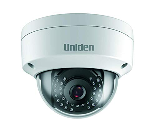 Uniden Uc100d-dc 1080p Outdoor Security Cloud Camera (Dome)