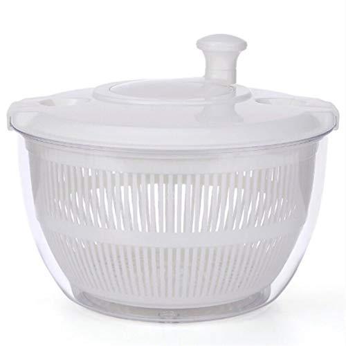 Fruit Bowl Salad Tools Bowl Vegetables Dryer Salad Spinner Fruit Wash Clean Basket Drain Basket Kitchen Tools Dryer Vegetables and Fruits Keeps Fruits and Veg Fresh