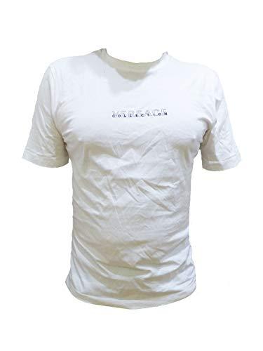 Versace Herren T-Shirt Weiß weiß