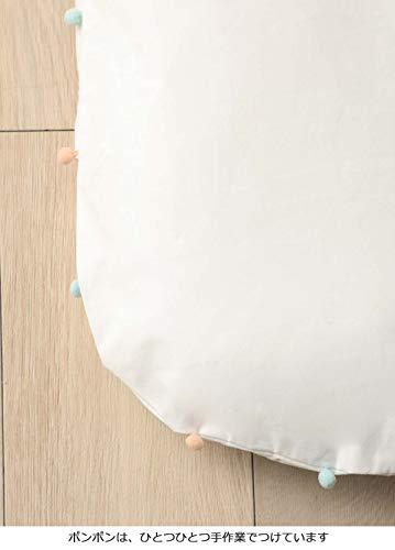 ANGELIEBEエンジェリーベオリジナル日本製ママらく抱っこ布団赤ちゃん新生児寝具ふとん背中スイッチ対策bonbon(カラフル)50460590