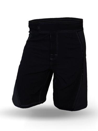 Epic MMA Gear WOD Shorts for Men - Agility 2.0 (Black, 38)