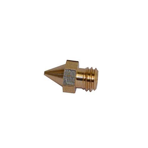 ZHANGSHENG ZSHENG Boquilla 0.4mm para Geeetech A10, A20, A30 Impresoras 3D