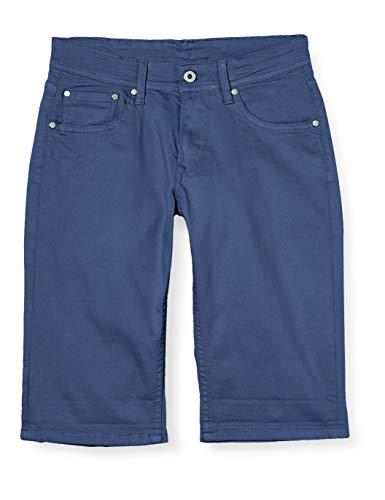 Pepe Jeans Jungen Becket Short Badeshorts, Blau (543avedon 543), 8-9 Jahre (Herstellergröße: 8)