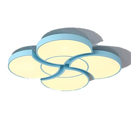 YWSZJ Creativo luz de Techo, luz de Techo LED de Habitaciones Sala de Estar Dormitorio de la luz Moderna Minimalista de niños