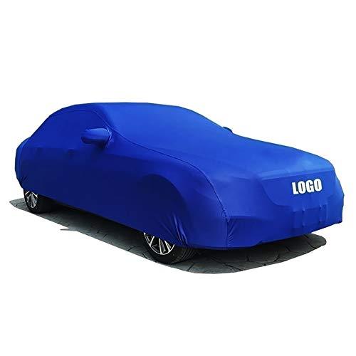 Vollauto-Abdeckung-Limousine-Cover - kompatibel mit dem Auto-Abdeckung Ford Focus, Anti Dirty Anti Scratch dauerhafter SUV-Abdeckung, elastisches Autoabdeckung ( Color : D , Size : 2014 Hatchback )