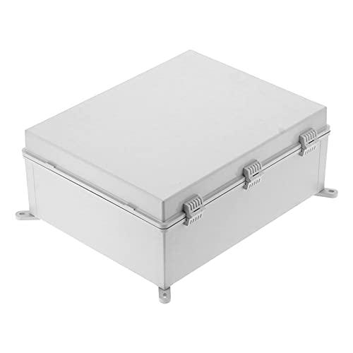 Caja de cerramiento, a prueba de polvo Instalación fácil y flexible Caja de conexiones impermeable Impermeable para caja de conexiones para interiores