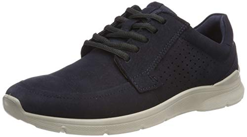 ECCO Herren Irving Sneaker, (Navy 2058), 44 EU (10 UK)