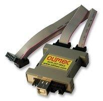 Best Price Square Programmer, USB 2.0, PDI, TPI, for AVR AVR-ISP-MK2 by OLIMEX