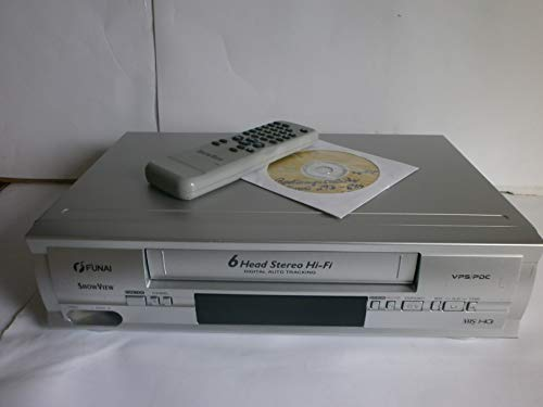 Funai VHS Video Recorder 31D-864