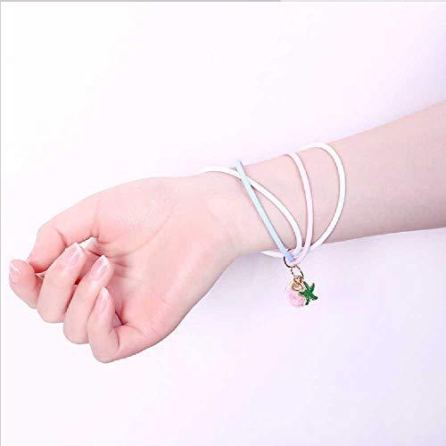 chengtengkejibaihuod Anti-muggen Armband, Unisex Armband, Anti-muggen Armband Zomer Buiten Reizen Anti-muggen Armband (4) 6cm/Meerdere (4)