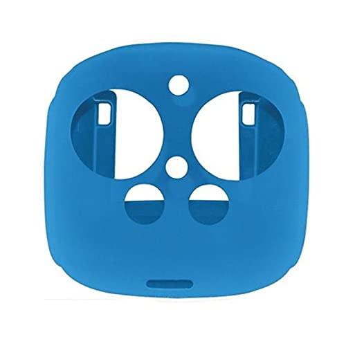 JIJIONG Custodia Protettiva in Silicone per Telecomando Custodia Antiscivolo in Pelle per DJI Phantom 3 Professional/Advanced Phantom 4 Drone 3A 3P P4 ( Color : Blue )