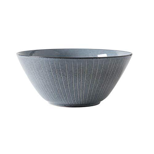Cereal Bowl Bowl Ceramic Ramen Bowl Restaurant Soup Bowl Fruit Salad Bowl Vegetable Bowl Household Cereal Bowl