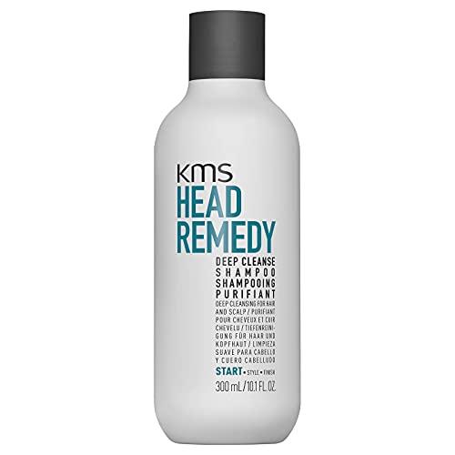 KMS California Head Remedy Deep Cleanse Shampoo (Deep Cleansing For Hair and Scalp) 300ml