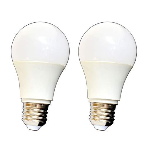E27 LED-lamp 9 Watt dimbaar 4-staps lamp dimmen zonder dimmer lamp
