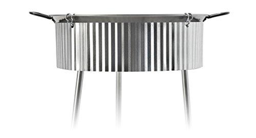 Paravientos para Paelleras Valencianas de hasta 70 cm de diámetro