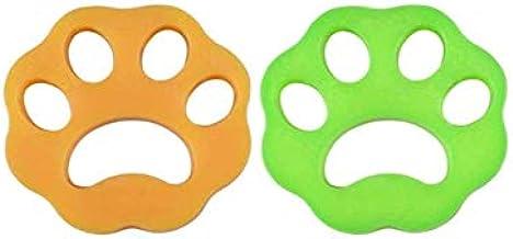 Zhybca - 2020año Eliminador de pelo de mascotas para lavandería, lavadora, recogedor de pelo de mascotas, removedor de pel...