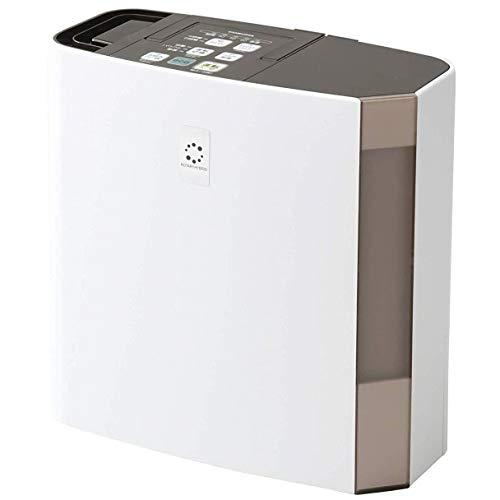 CORONA(コロナ) 4.0L ハイブリッド式加湿器 500mLタイプ (木造和室8.5畳まで/プレハブ洋室14畳まで) チョコブラウン UF-H5019R(T)