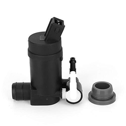 Pompa lavavetri parabrezza, pompa lavavetri tergicristallo doppia uscita 1145866 sostituzione adatta per Mondeo MK3 2001-2007