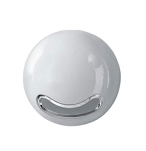 Spirella 10.16469 - Porta Rotolo di Carta igienica, Bowl, Colore: Bianco Lucido