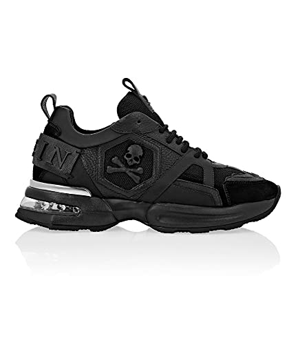 Philipp Plein - Zapatillas deportivas A20S MSC2986 PXV001M, color negro