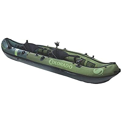 "Sevylor Coleman Coloradoâ""¢ 2-Person Fishing Kayak by The Coleman Company, Inc."