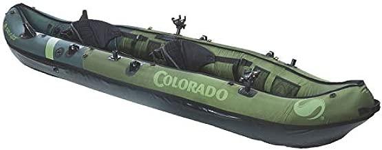 Sevylor Coleman Colorado 2-Person Fishing Kayak