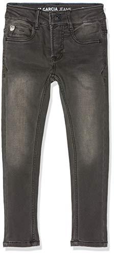 Garcia Kids Jungen Xevi Jeans, Grau (Medium Used 3188), (Herstellergröße: 110)