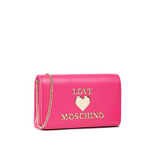 Love Moschino SS21, BORSA A SPALLA Donna, Fuxia, Normal