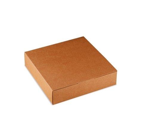 Caja elegante para regalos. Perfecta para joyería, regalos de empresa o incluso para dossiers de prensa. Pack 50 unidades - M 🔥