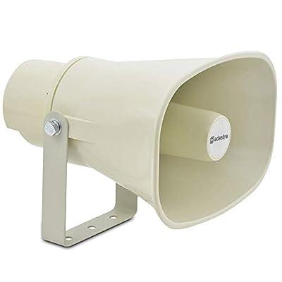 Adastra 100 Volt Line Horn Speaker PA Heavy Duty Water Resistant Outdoor IP56