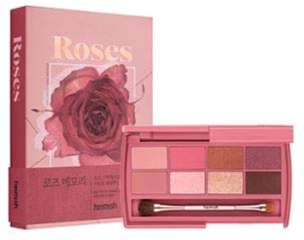 グリット元気チョップ[Heimish] Dailism Eye Palette # Rose Memory / [ヘイミッシュ] デイリズム アイ パレット #ローズメモリ [並行輸入品]