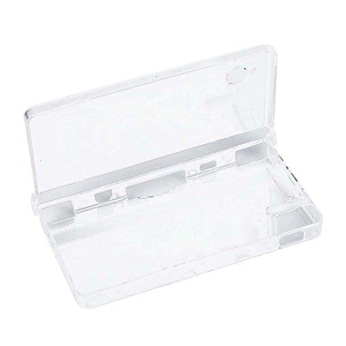 SODIAL(R) Funda Carcasa Rigida Transparente para Nintendo DSi NDSi