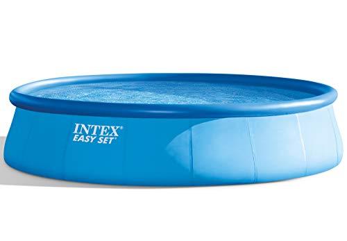 Intex Easy Set Piscina Set, Azul, 549x 549x 122cm, 20,65L, 28176GN