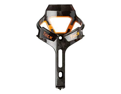 Tacx Unisex-Adult T6500.22 Flaschenhalter Ciro orange Uni, Arancione, Einheitsgröße